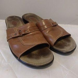 Clarks Sandals Sz 9